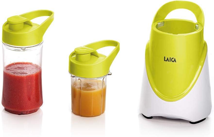 Licuadora-Trituradora para hacer papillas para niños Laica BC1009 ...