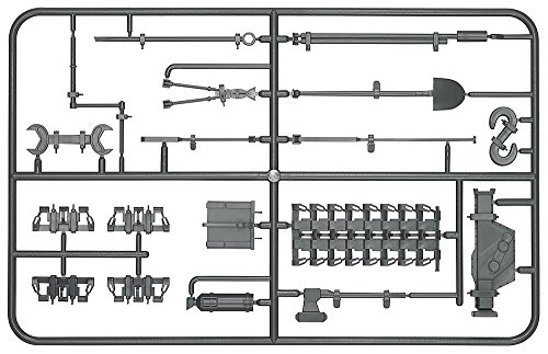 Max Factory Girls Und Panzer: Panzer IV Ausf D Figma Vehicle Equipment Set by Max Factory