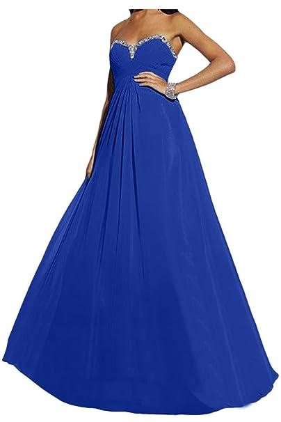 En forma de corazón de la Toscana de novia de gasa noche atractivo largo vestido de fiesta vestidos de bola Prom vestidos: Amazon.es: Ropa y accesorios