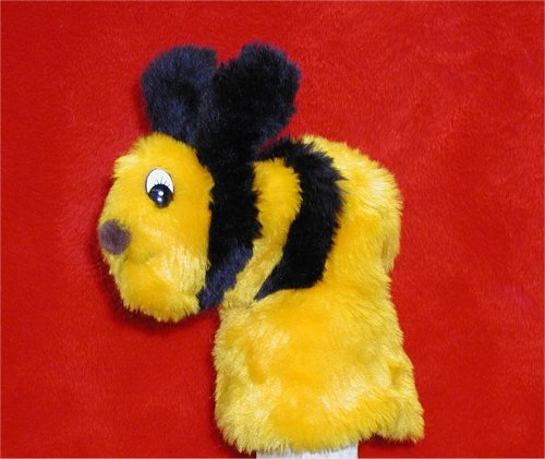 Bumble Bee Putter Cover