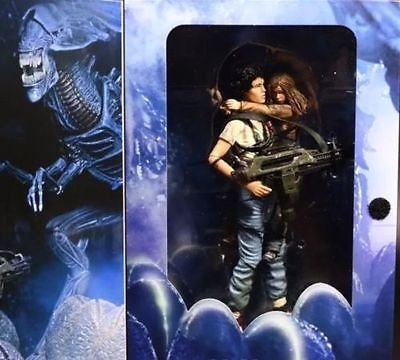 Shalleen Aliens 30th Anniversary Ripley & Newt 7 inch Action Figure 2 Pack Set New
