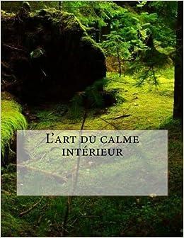 Book L'art du calme intérieur