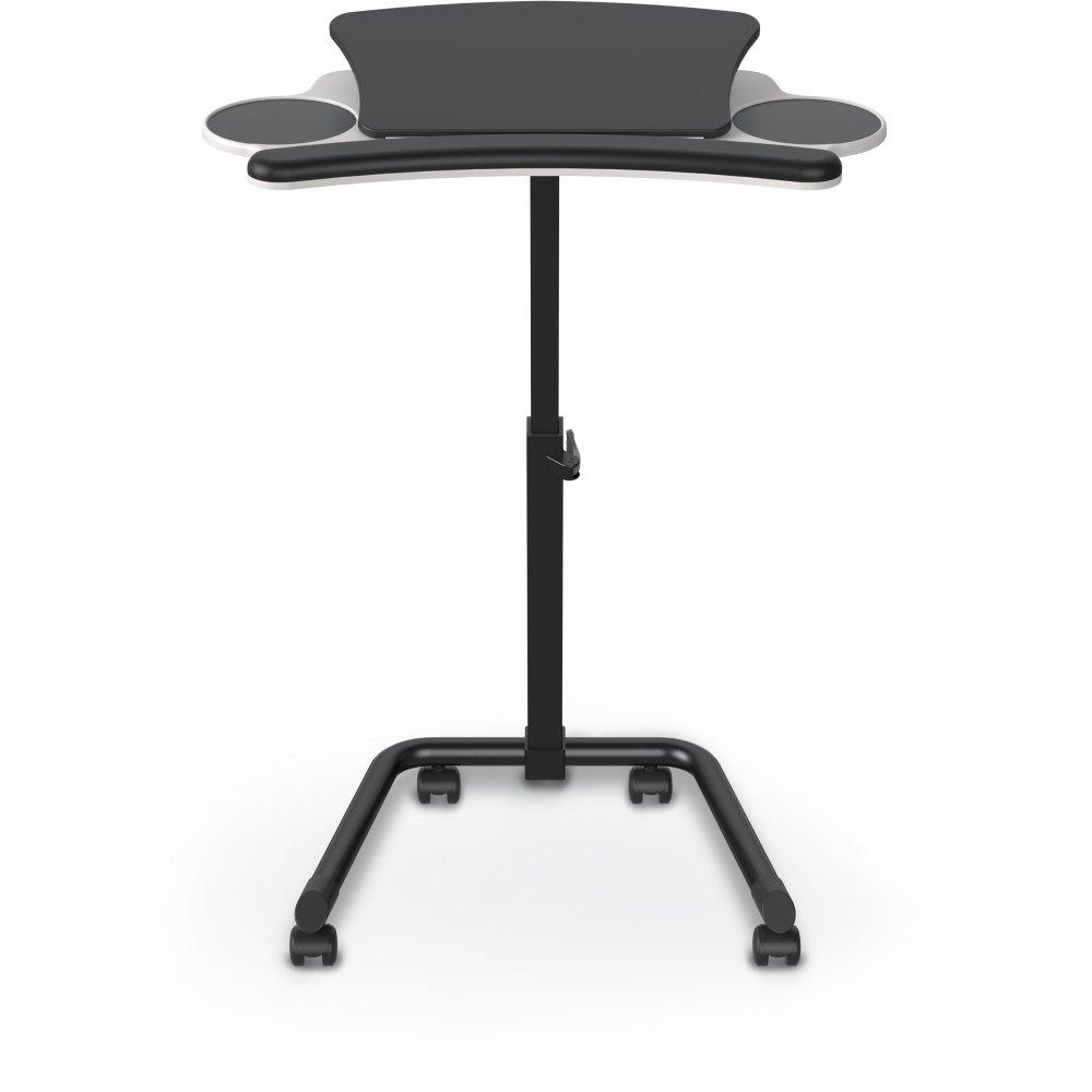 Balt Mobile, Laptop, Lectern, 26''-43'' H x 28'' W x 20'' D MooreCo 89764: Lapmatic Sit-Stand Workstation, 43'' x 28'' x 20''