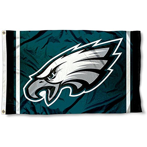 Philadelphia Eagles Large NFL 3x5 Flag - Eagles Flag Philadelphia 3x5