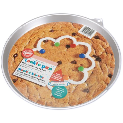 "Giant Cookie Pan-Round 11.5""X10.5""X.75"