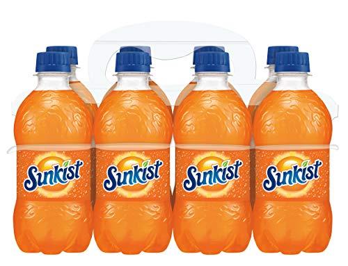 (Sunkist Orange Soda, 12 Fluid Ounce Bottle, 8 Count)