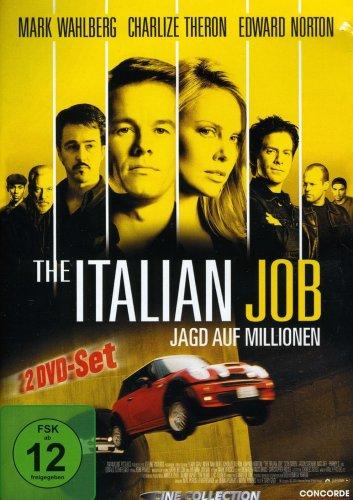 The Italian Job Jagd Auf Millionen 2 Dvds Amazonde Mark