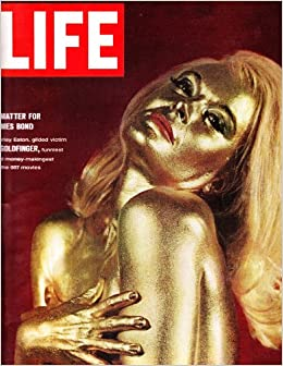 Life Magazine November 6, 1964 - Cover: Goldfinger Victim