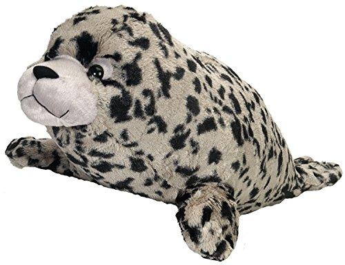 Wild Republic Jumbo Harbor Seal Plush, Giant Stuffed Animal, Plush Toy, Gifts for Kids, 30 Inches ()
