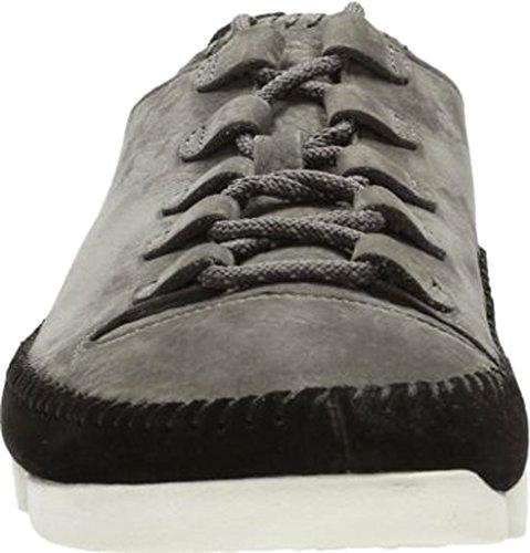 Clarks Mens Trigenic Flex 2 Sneaker Houtskool