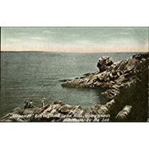 Norseman, Baker Island Salem, Massachusetts Original Vintage Postcard