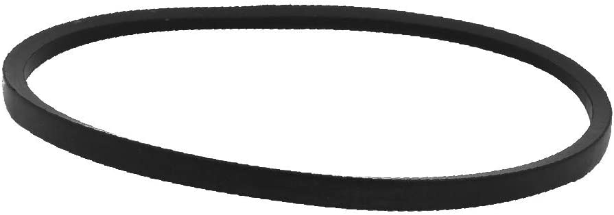 X-DREE A660 Rubber high Performance Transmission Drive Belt V-Belt Essential 8mm Thick 660mm Well Made Inner Girth for Washing Machine