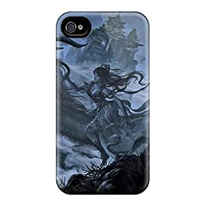 New Fashion Premium Cases Covers For Iphone 6 - Ghosts Mist