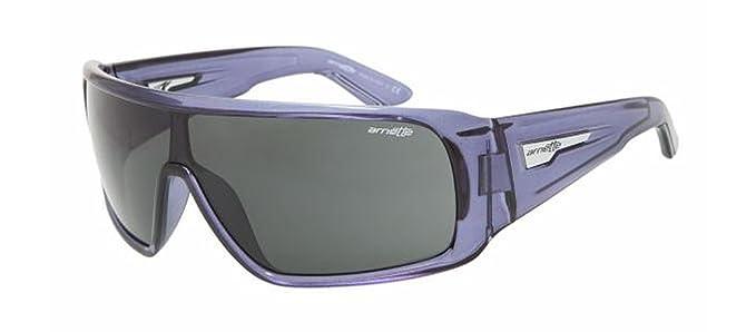 Arnette Barn Burner Italian Sunglasses AN4133 2031 87 Translucent Dark Blue 16b583b103e1