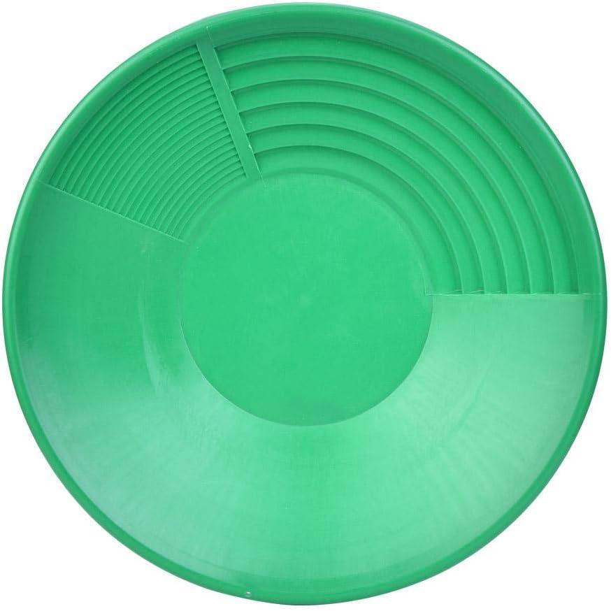 15 Outil de Lavage de lOr en Plastique pour lOrpaillage de Mines dOr pour le Dragage Minier Outil dExtraction Manuelle de l/'Or