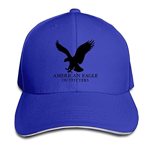 American Eagle Outfitters Logo Style Cap Sandwich Bill Hat