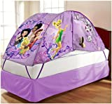 DISNEY Fairies Bed Tent with Pushlight