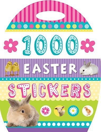 1000 Easter Stickers by Charlotte Stratford - The Stratford Mall