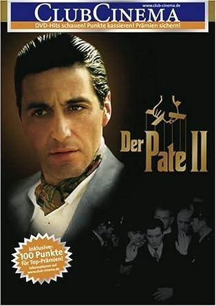 Der Pate Ii 2 Dvds Amazonde Al Pacino Diane Keaton Robert De