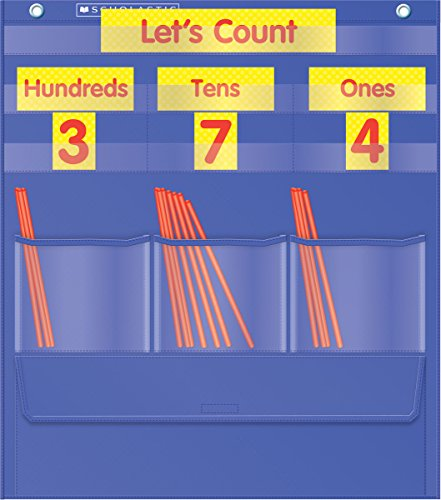 (Counting Caddie and Place Value Pocket Chart)