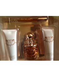 FANCY BY JESSICA SIMPSON Women Gift Set Eau de Perfume 3.4 Spray + 4GEL + 4LOT + ROLL-O