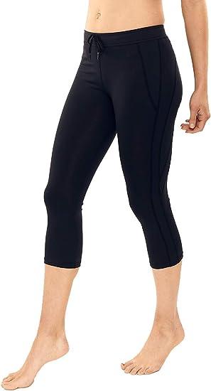 Calmia Challenge Capri pantalones 3/4 Leggings de entrenamiento ...