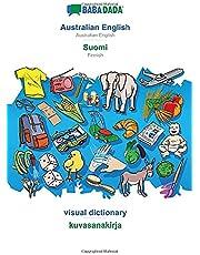 BABADADA, Australian English - Suomi, visual dictionary - kuvasanakirja: Australian English - Finnish, visual dictionary