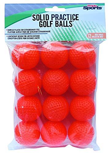 PrideSports Practice Balls