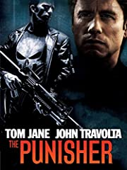 The Punisher – tekijä: John Travolta