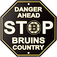 NHL Unisex Stop Sign