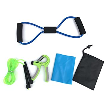 Jweal Yoga Fitness Set, Yoga Fitness Equipamiento Set de 5 ...