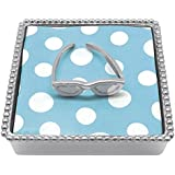 Mariposa Sunglasses Beaded Napkin Box