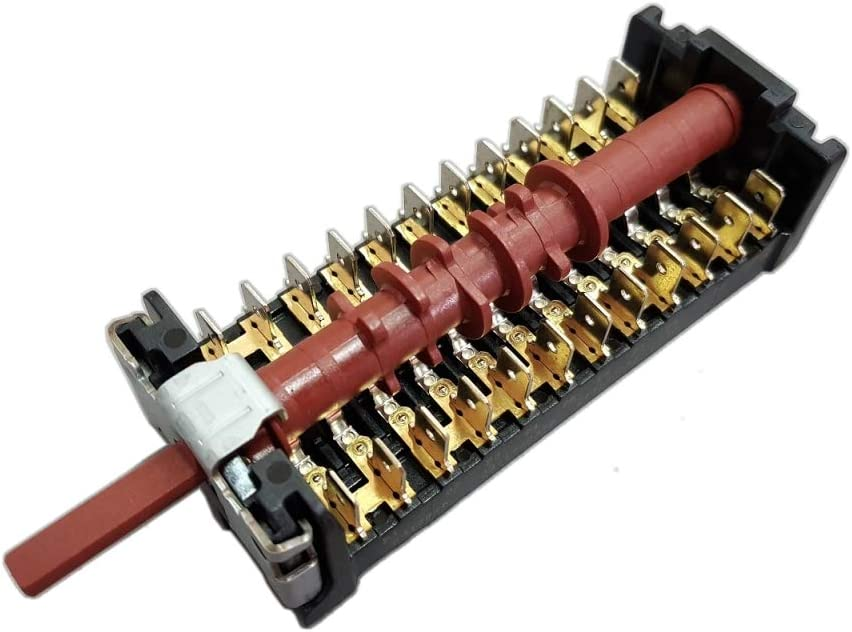 Conmutador Selector Interruptor para Horno BEKO GOTTAK-892302K: Amazon.es: Hogar
