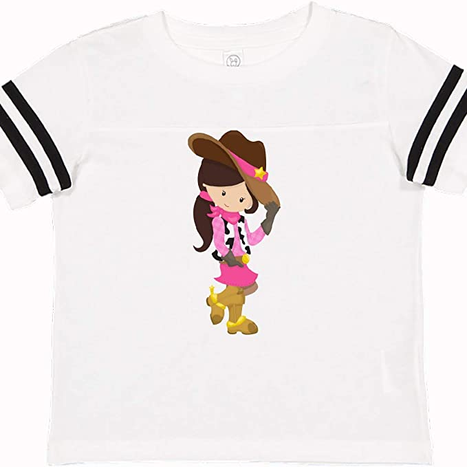 2T New Sheriff in Town Brown T-Shirt