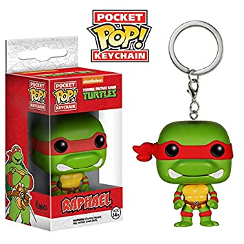 Llavero Pocket POP Rafael Tortugas Ninja: Amazon.es ...