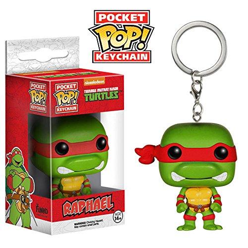 Llavero Pocket POP Rafael Tortugas Ninja: Amazon.es ...