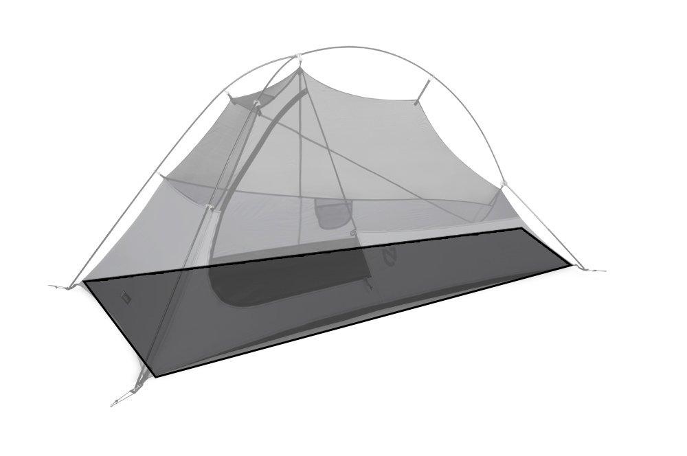 Amazon.com  Nemo Equipment 2011 Obi 2-Person Tent Footprint (Black)  Sports u0026 Outdoors  sc 1 st  Amazon.com & Amazon.com : Nemo Equipment 2011 Obi 2-Person Tent Footprint ...