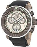 Invicta Men's 10722 Sea Hunter Chronograph Silver Grey Dial Watch, Watch Central