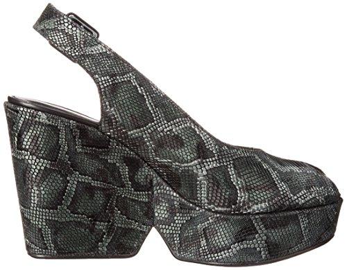 Robert Women's Clergerie Wedge Sandal Dylanj Dino Calf SU6SrqR