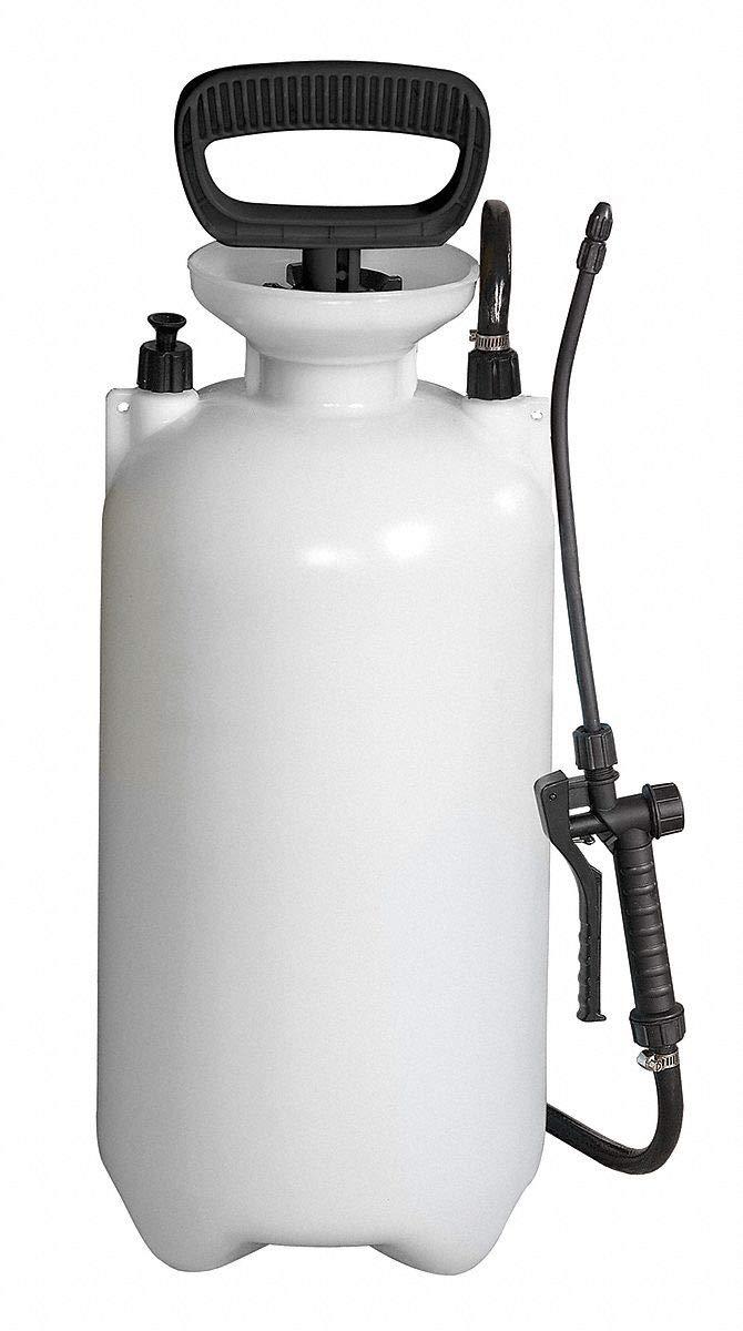 Handheld Sprayer, Polyethylene Tank Material, 2 gal, 45 psi Max Sprayer Pressure by WESTWARD