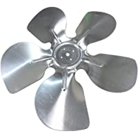AERZETIX: Hélice Pala del Ventilador Aluminio Ø200mm 28°