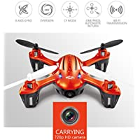 WiFi FPV RC Drone with HD 2MP Camera App and Wifi Phone Control 2.4g 6-Axis Gyro RC Quadcopter with Headless Mode RTF Helicopter