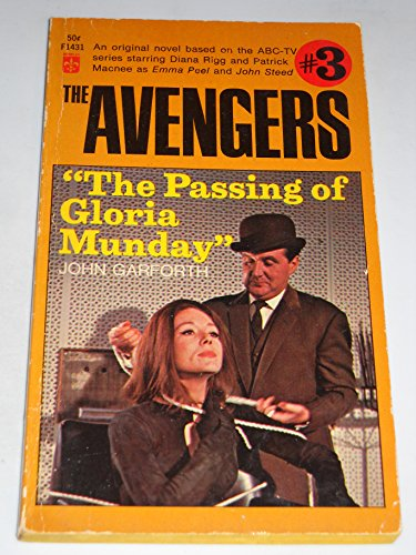 THE PASSING OF GLORIA MUNDAY - The Avengers (3) Three