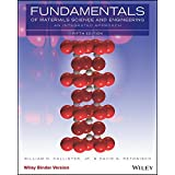 Fundamentals of Materials Science and Engineering: An Integrated Approach 5e Binder Ready Version + WileyPLUS Registration Card