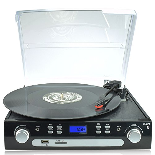 turntable audio out - 2