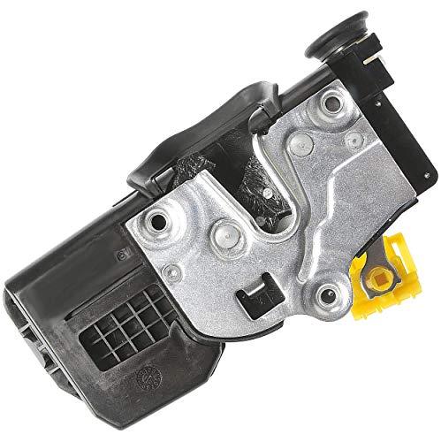 APDTY 120298 Door Latch & Lock Actuator Motor Fits Rear Left Driver-Side 2007-2009 Cadillac Escalade Chevrolet Tahoe GMC Yukon (Replaces 25876389, 25873488, 20783857, 15896626, 15785128) Chevrolet Door Lock Actuator