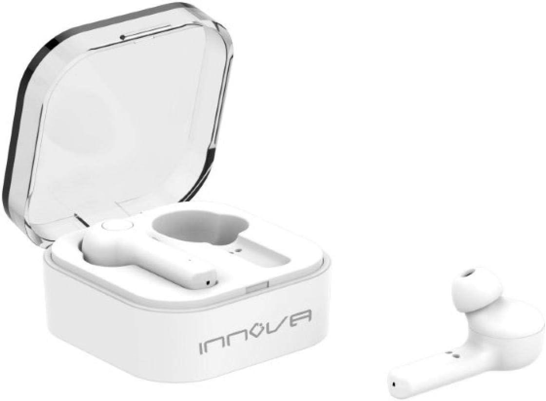 Innova 8436034142591 Auriculares Bluetooth AUR-20 Blanco