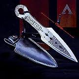 Tvoip 1Pcs Key Ring Legends Game Key Chain Evil