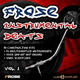 Software : Frose Instrumental Beats Vol.1 - 10 instrumental hip hop beatsAIFF + GIG Files Download