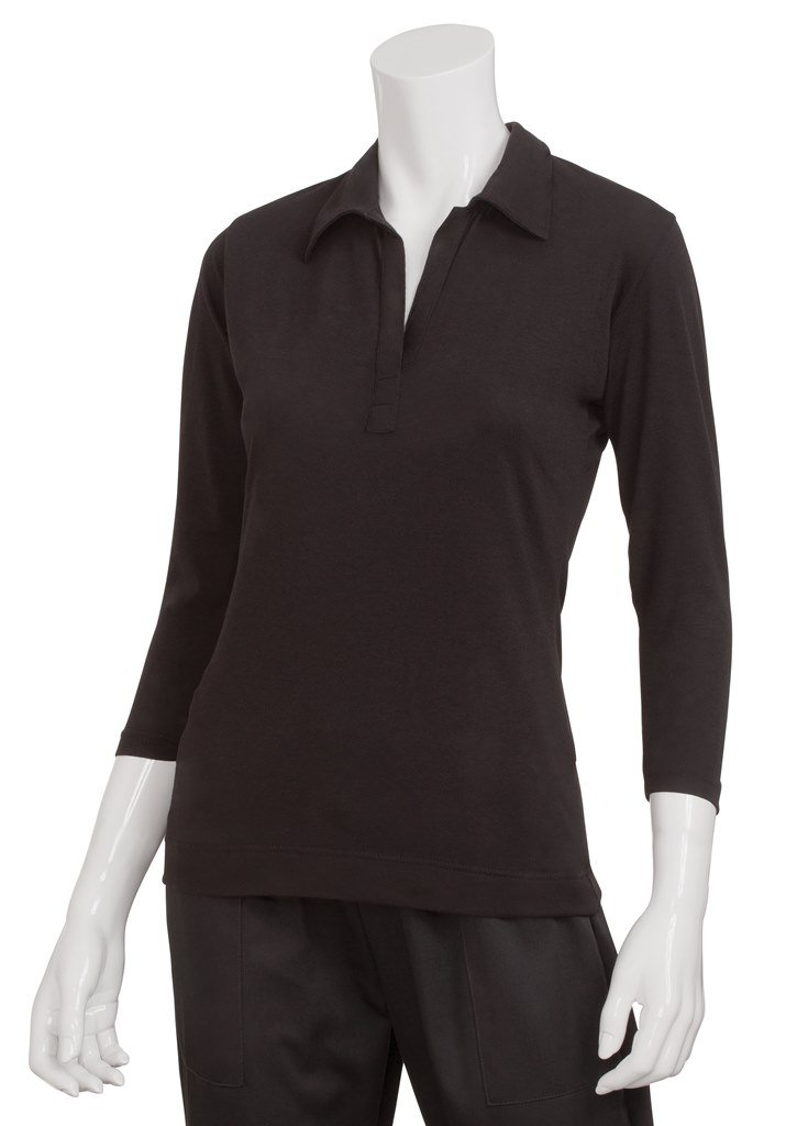 Chef Works Womens Definity Knit Shirt TSWO-P